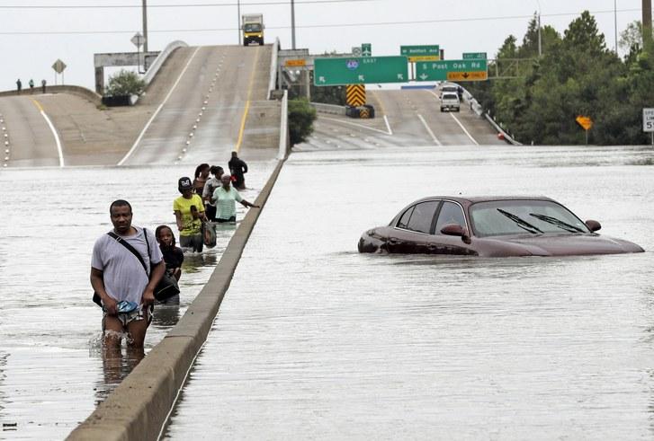 Phique Provides Some Hurricane Relief